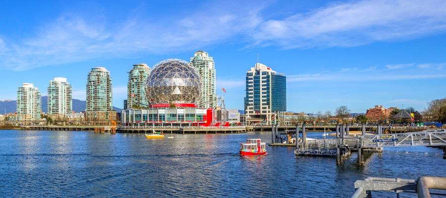 Vancouver-Abertura